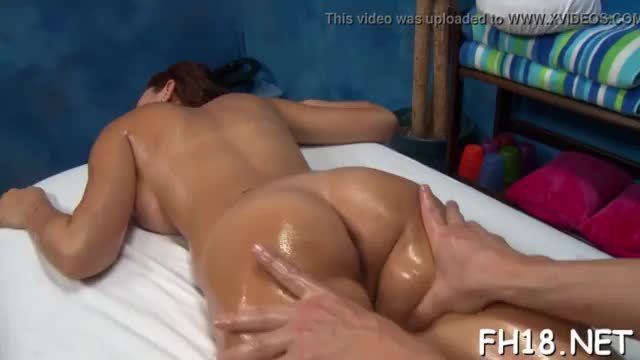 Pleasant anal opening is nailed